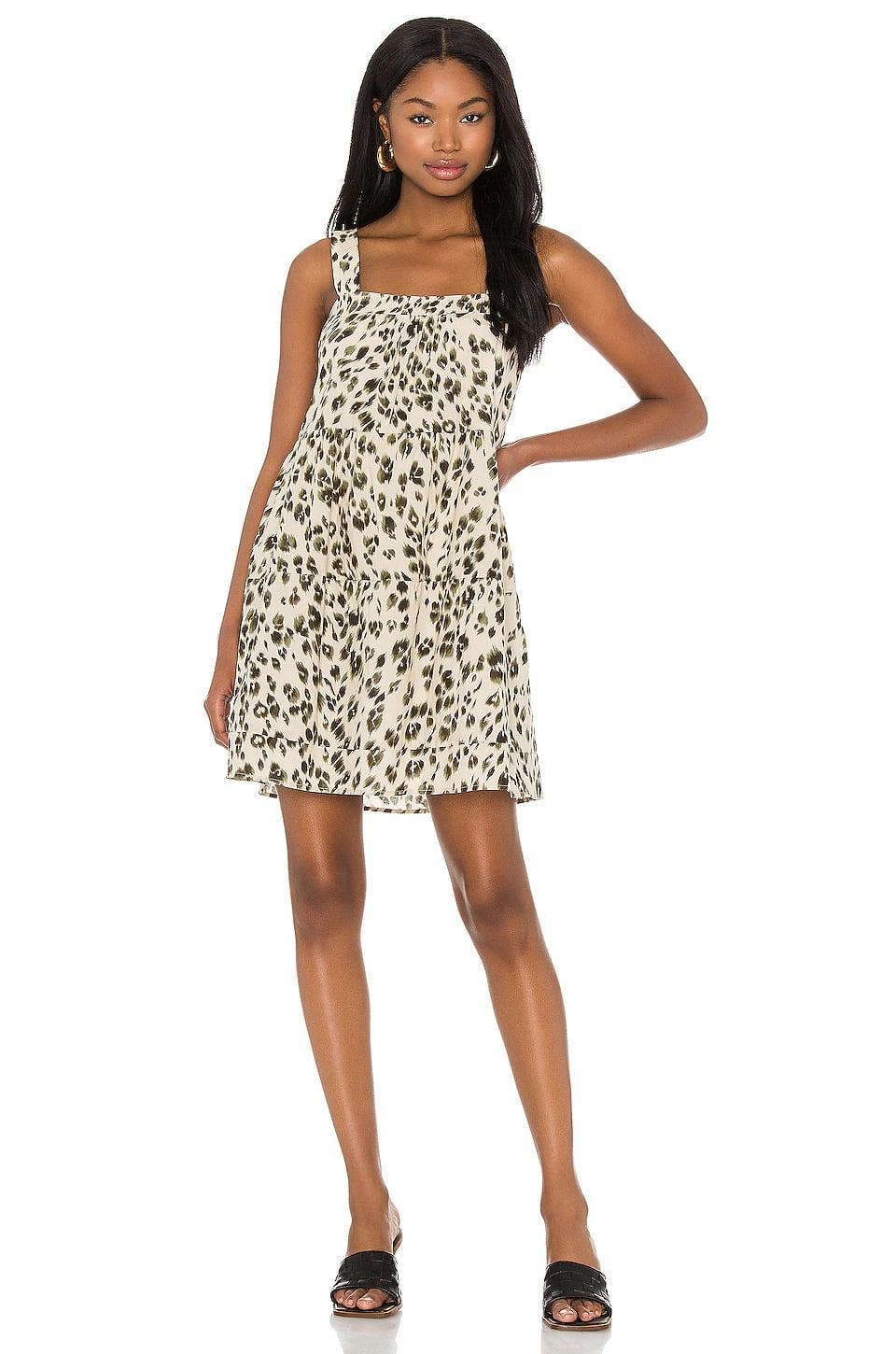 <p>The <span>HEARTLOOM Heartloom Nikka Dress in Khaki</span> ($72, originally $99) us a gorgeous find that you can take from day to night. The flowy floral design will never go out of style. </p>