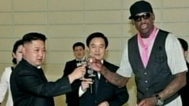 ABC News' Martha Raddatz has the details on the NBA star's visit with Kim Jong Un.