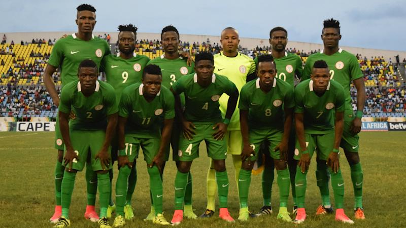 CHAN: Ezenwa, Okpotu, Faleye, 19 others Eagles squad