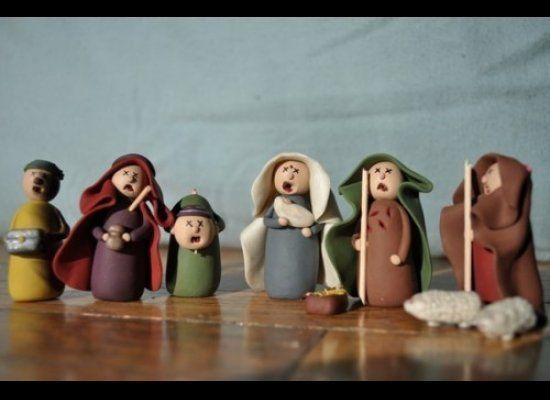 """The birth of Jesus has inspired many artists and entrepreneurs to put their own spin on the tale. Christian author Mark Oestreicher has collected some of his favorites on his blog, <a href=""""http://whyismarko.com/2013/the-50-worst-and-weirdest-nativity-sets/"""" target=""""_hplink"""">WhyIsMarko.com</a>, including this one that depicts all participants as zombies in """"Deathlehem."""""""