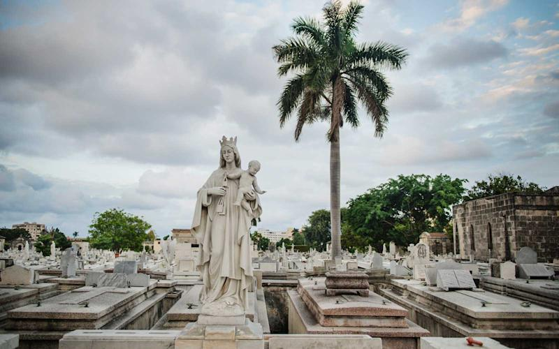 Havana's Colón Cemetery. | Michael Marquand/Lonely Planet Images/Getty Images
