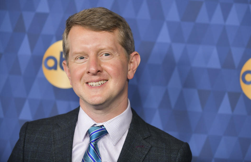 Ken Jennings To Host New 'Jeopardy!' Shows