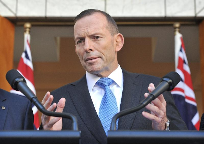 Abbott was one of the most vocal climate sceptics in parliament