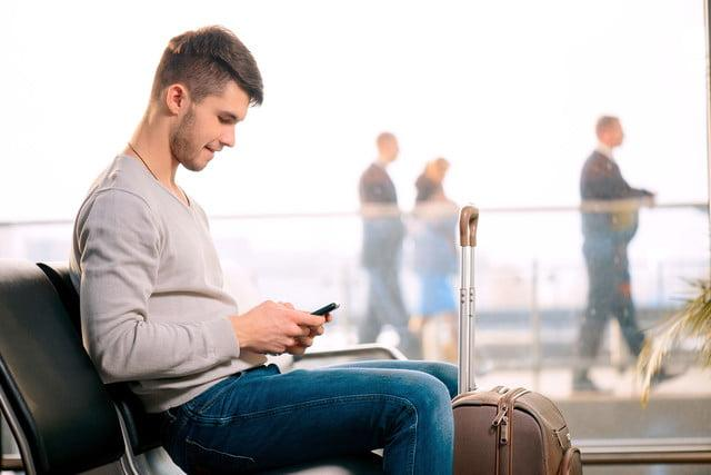 What is airplane mode phone in airport
