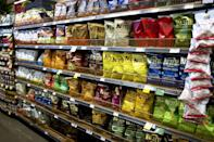 """<p>The next time you head to the grocery store, stop at the ATM first. A study showed that <a href=""""https://www.popsugar.com/fitness/Pay-Cash-Grocery-Store-11532099"""" class=""""link rapid-noclick-resp"""" rel=""""nofollow noopener"""" target=""""_blank"""" data-ylk=""""slk:individuals buy fewer indulgent foods when paying in cash"""">individuals buy fewer indulgent foods when paying in cash</a>. </p>"""