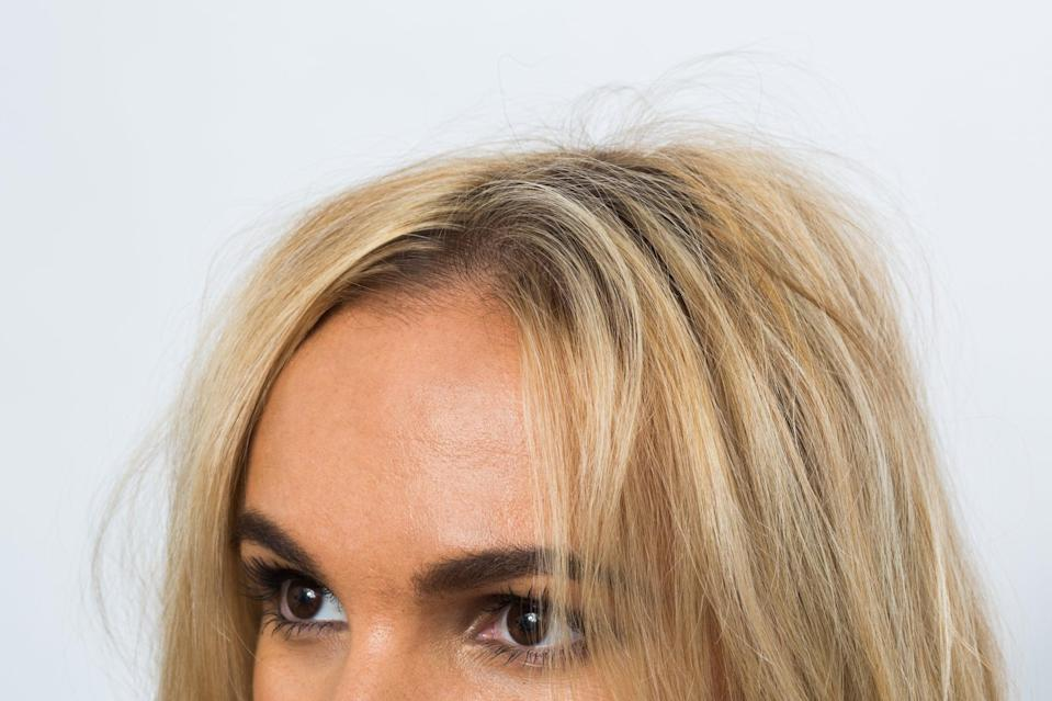 <p>We've all experienced a bad hair day where our staticky, unruly strands just won't calm down. </p>