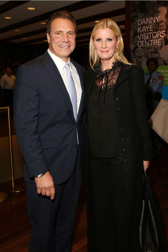 Andrew Cuomo and Sandra Lee   Amy Sussman/AP/Shutterstock