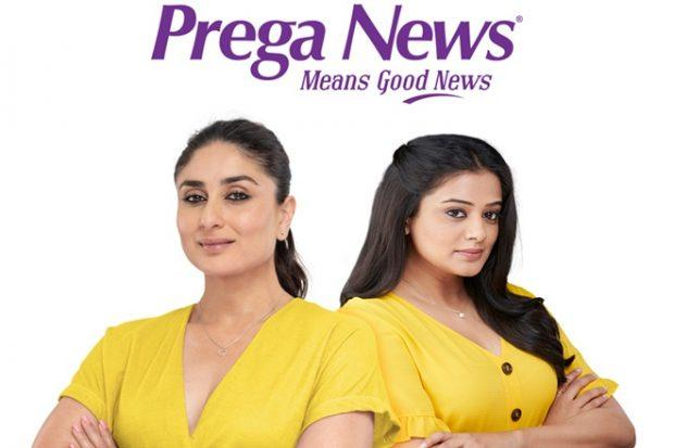 A video pledge was also made by Prega News' brand ambassadors Kareena Kapoor and Priyamani to support this initiative