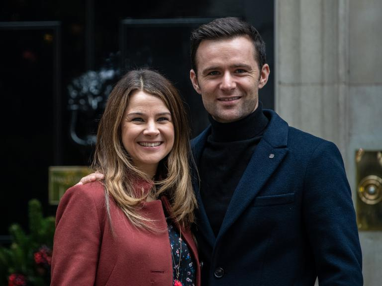 McFly star Harry Judd opens up on struggles to bond with newborn son Kit