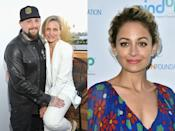 """<p>""""I'm going to take responsibility for everything"""", Nicole said about setting Nicole up with brother-in-law Benji (she's married to Good Charlotte's Joel Madden) on <a href=""""https://www.hellomagazine.com/celebrities/2014070919832/nicole-richie-reveals-she-set-up-benji-madden-cameron-diaz/"""" rel=""""nofollow noopener"""" target=""""_blank"""" data-ylk=""""slk:What What Happens Live"""" class=""""link rapid-noclick-resp"""">What What Happens Live</a>. """"I am a devoted sister-in-law. I'm happy for anyone who is happy, and I want everyone to be surrounded with love.""""</p>"""