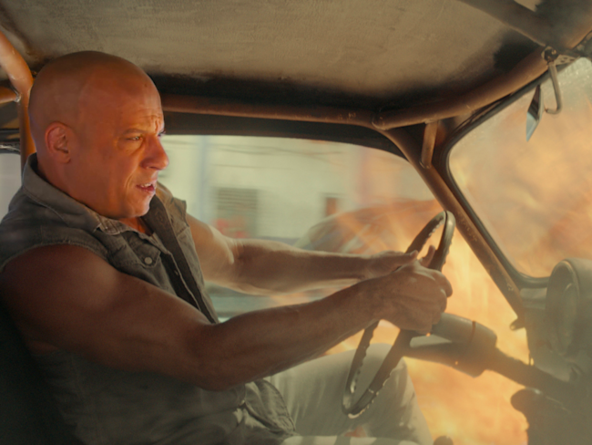 Fate of the Furious Universal final