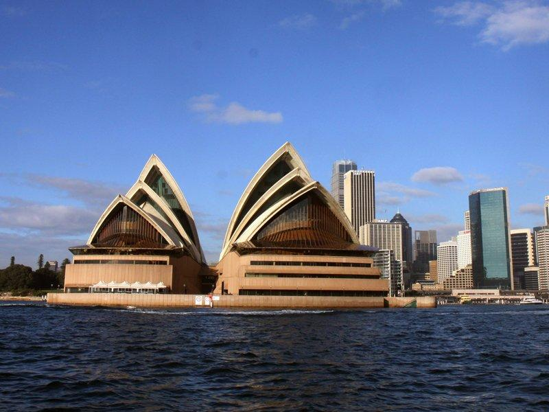 Sydney world's third most expensive city