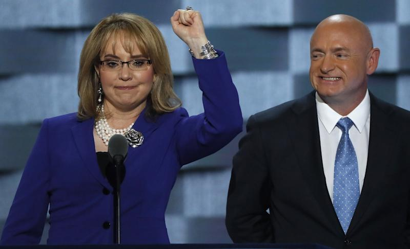 Gabby Giffords is taking ATF to court to get a better picture of the Trump administration's gun policies.
