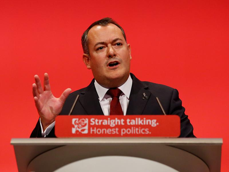 Michael Dugher said he wished Labour 'nothing but the best for the future'