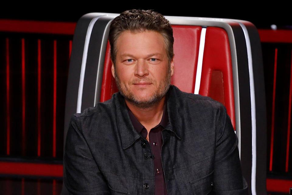 Look Back at What Blake Shelton Had to Say About The Voice ...
