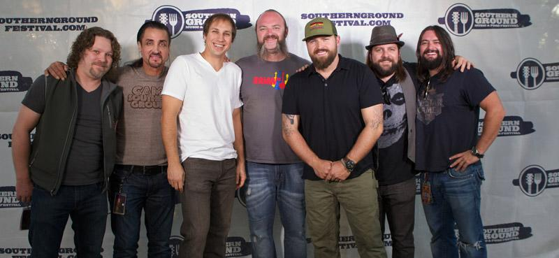 Zac Brown Band Southern Ground Music & Food Festival Charleston, SC