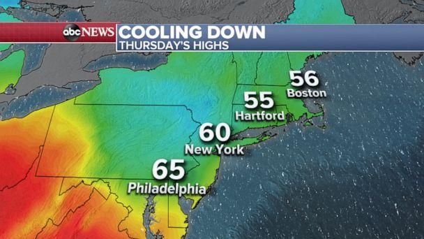 PHOTO: Cooling Down (ABC News)