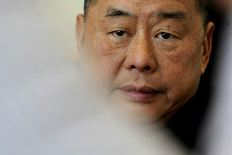 Apple Daily owner Jimmy Lai is in jail for attending democracy protests