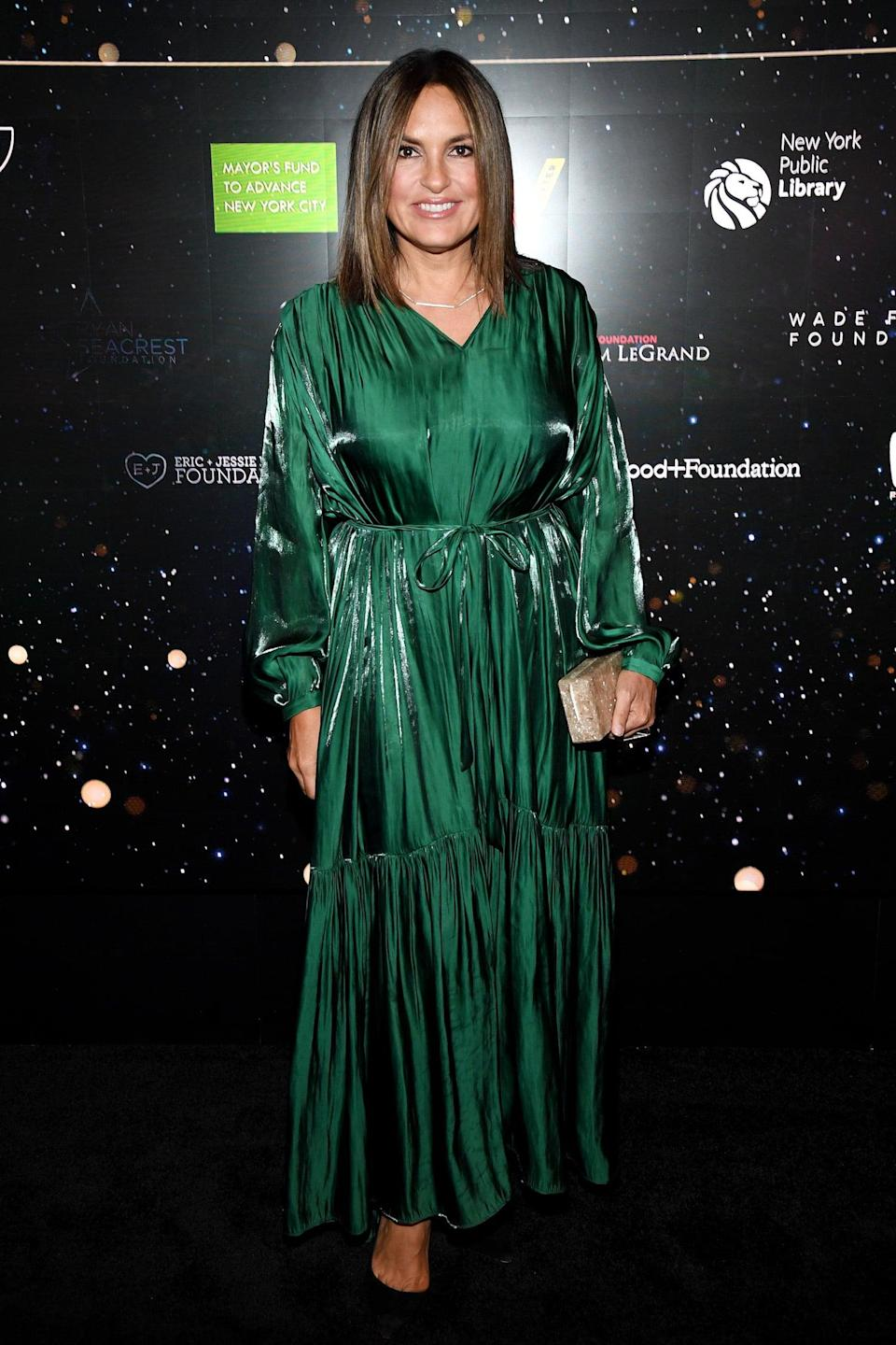 <p>Although Hargitay's Detective Benson is busy leading <strong>SVU</strong>, she's making some time to cross over to her old partner's new show. No word yet on how frequently Benson will appear on the new series.</p>