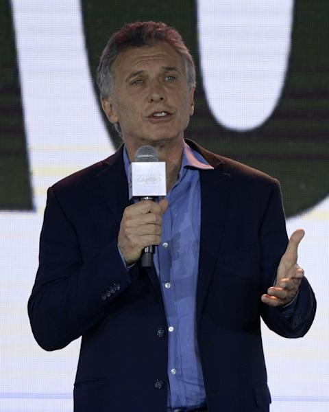 Mauricio Macri leaves office after one term as Argentina's president in December 2019