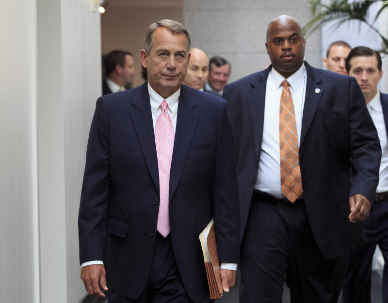 GOP struggles to win support for funding bill