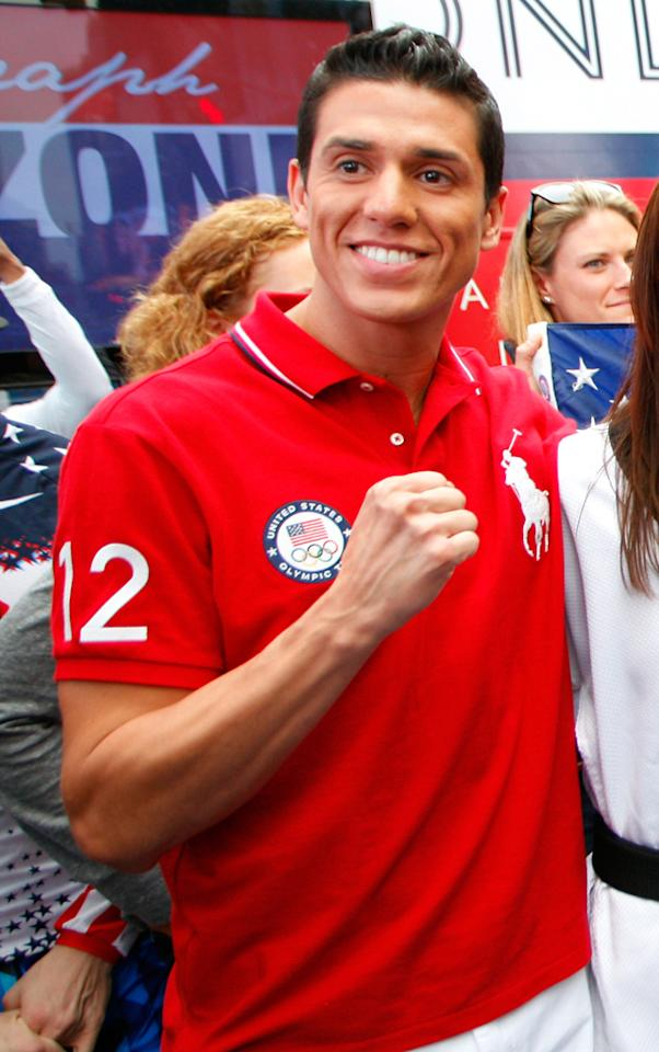 <b>Steven Lopez</b><br><br>A two-time Olympic Gold Medalist who is now training for a third; he is the only man ever to win five World Championships in Taekwondo. Lopez was named one of People Magazine's Hottest Bachelors in 2004.