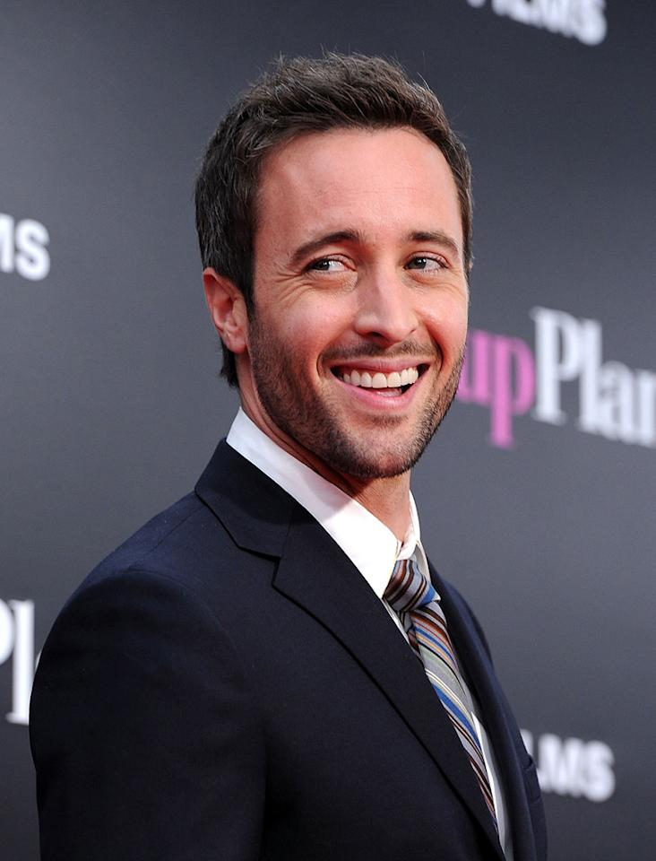 "<a href=""http://movies.yahoo.com/movie/contributor/1809670545"">Alex O'Loughlin</a> at the Los Angeles premiere of <a href=""http://movies.yahoo.com/movie/1810107558/info"">The Back-up Plan</a> - 04/21/2010"