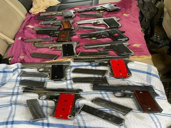 Punjab police busted a gang of MP based weapon smugglers, who were supplying illegal arms and ammunition to gangsters in Punjab.