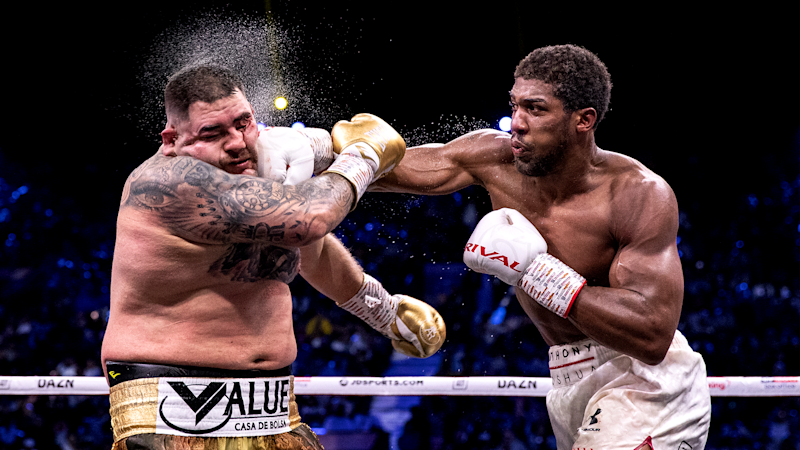 Anthony Joshua's win over Andy Ruiz Jr. was DAZN's most-streamed event in 2019