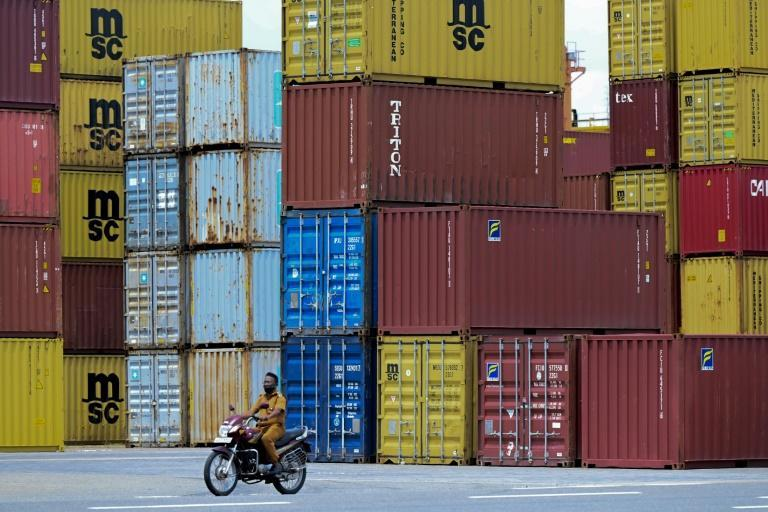 Colombo, halfway between Singapore and Dubai, is the only port between those two places deep enough to handle ships with more than 18,000 containers