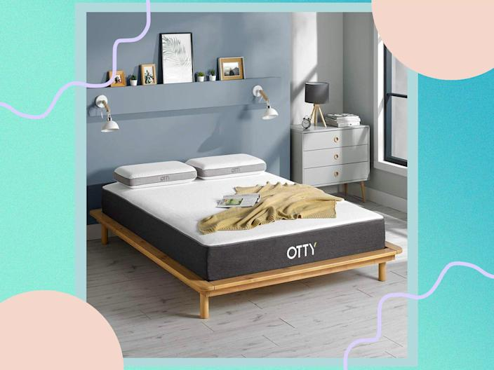 <p>Back sleepers rejoice, this is the one for you </p> (The Independent)