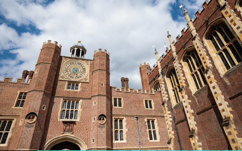 Hampton Court is among the landmarks run by Historic Royal Palaces - Jack Taylor/Getty Images