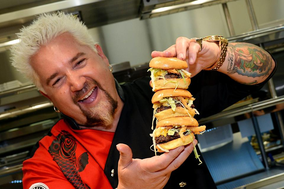 <p>For 33 seasons, we've watched Guy Fieri drive coast-to-coast visiting the country's greatest <em>Diners, Drive-Ins and Dives. </em>It's become one of the biggest shows on the Food Network since it debuted in 2006. But what does it take to become a Triple D-featured establishment and how does it all work? We're breaking down all things Flavortown and what happens when Guy rolls into your town.</p>