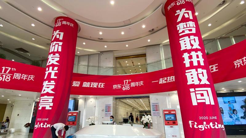 Chinese e-commerce booms during mid-year festival, indicating consumer power still strong amid Covid-19