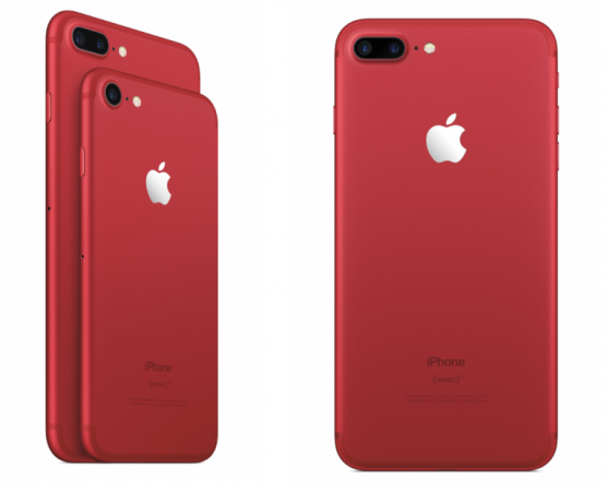 iPhone 7, 7 Plus (PRODUCT)RED, price, India, launch