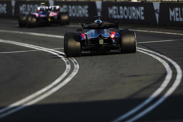 Track changes could happen for 2021 Australian GP