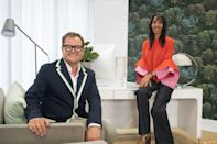 """<p><strong>Interior Design Masters, the show which follows </strong><strong>10</strong> <strong>new designers all looking for their big break in the fast-paced world of commercial <a href=""""https://www.housebeautiful.com/uk/decorate/a34571529/interior-design-rules/"""" rel=""""nofollow noopener"""" target=""""_blank"""" data-ylk=""""slk:interior design"""" class=""""link rapid-noclick-resp"""">interior design</a>, will air on BBC Two on Tuesday 2nd February 2021 at 8pm. </strong><br></p><p>With Alan Carr taking the reins as presenter for the second series, and former ELLE Decoration magazine Editor-in-Chief, Michelle Ogundehin, resuming her role as head judge, we're certain it will provide some excellent viewing. </p><p>Take a look at the contestants taking part in the series below... </p>"""