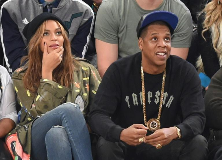 Rap star Jay-Z is one of the producers of the film (AFP/TIMOTHY A. CLARY)