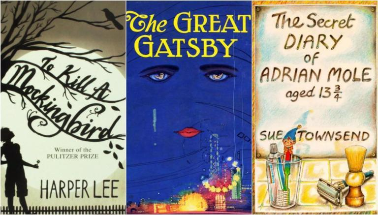 40 books to read before you die, from A Clockwork Orange to Pride and Prejudice