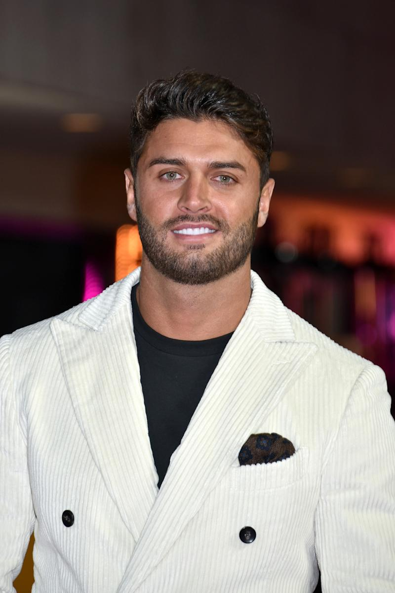 LONDON, ENGLAND - OCTOBER 16: Michael Thalassitis attends ITV Palooza! at The Royal Festival Hall on October 16, 2018 in London, England. (Photo by David M. Benett/Dave Benett/Getty Images)