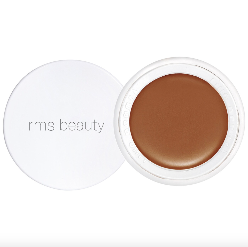 """<p><strong>rms beauty</strong></p><p>sephora.com</p><p><strong>$48.00</strong></p><p><a href=""""https://go.redirectingat.com?id=74968X1596630&url=https%3A%2F%2Fwww.sephora.com%2Fproduct%2Fun-cover-up-concealer-foundation-P408972&sref=https%3A%2F%2Fwww.thepioneerwoman.com%2Fbeauty%2Fskin-makeup-nails%2Fg36563969%2Fbest-concealers-for-mature-skin%2F"""" rel=""""nofollow noopener"""" target=""""_blank"""" data-ylk=""""slk:Shop Now"""" class=""""link rapid-noclick-resp"""">Shop Now</a></p><p>Speaking of natural-looking finishes, this rms beauty concealer is beloved for its sheer formula that somehow manages to deliver the perfect amount of coverage. Sold in 16 shades, it's made with jojoba and coconut oil, which together help to deeply hydrate and soften the skin, preventing the possibility of cakiness and cracks. </p>"""