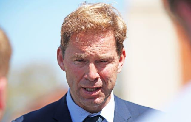 Former Tory minister Tobias Ellwood said he wanted to see the findings of a review into the Greensill lobbying affair