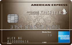 american express krisflyer ascend card