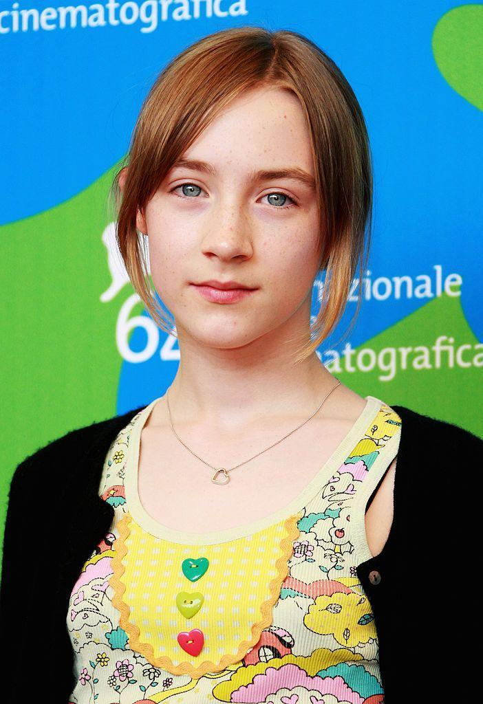 <p><strong>Taken: </strong>At the 2007 Venice Film Festival photocall for <em>Atonement.</em></p><p><strong>Breakthrough<em>: </em></strong>After gaining an Oscar nomination for <em>Atonement, </em>Ronan went on to achieve worldwide fame for her roles in <em>The Grand Budapest Hotel </em>in 2014 and <em>Brooklyn </em>in 2015.<em><br></em></p>