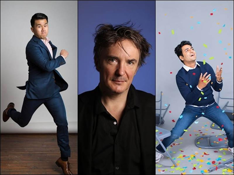 Ronny Chieng, Dylan Moran and Kenny Sebastian are set to perform in Malaysia from this November.
