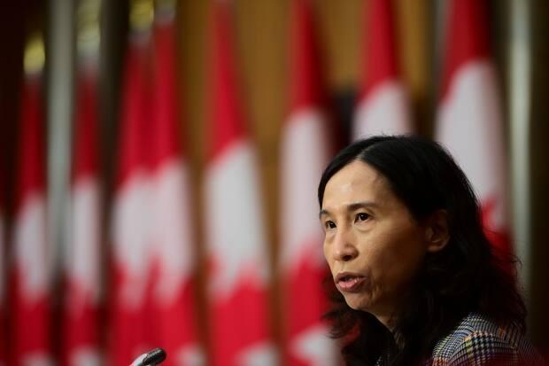 Chief Public Health Officer Dr. Theresa Tam says the seriousness of the pandemic's resurgence will depend largely on vaccination coverage, especially as provinces move forward with reopening plans. (Sean Kilpatrick/The Canadian Press - image credit)