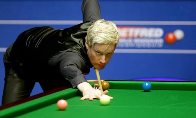 """<span class=""""element-image__caption"""">Australian snooker champion Neil Robertson says an addiction to video games has affected his career.</span> <span class=""""element-image__credit"""">Photograph: Richard Sellers/PA</span>"""