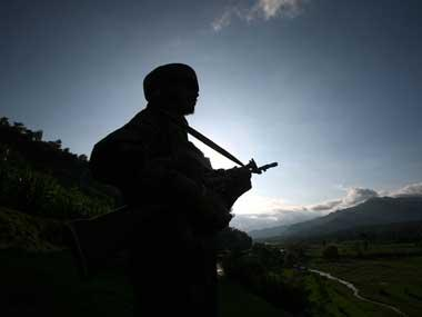 Four Indian Army personnel, one policeman killed in encounter with militants in Jammu and Kashmir's Handwara