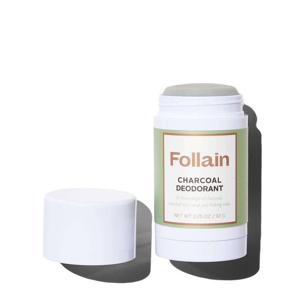"""<p><strong>Follain</strong></p><p>follain.com</p><p><strong>$14.00</strong></p><p><a href=""""https://go.redirectingat.com?id=74968X1596630&url=https%3A%2F%2Ffollain.com%2Fproducts%2Fundercover-deodorant&sref=https%3A%2F%2Fwww.harpersbazaar.com%2Fbeauty%2Fskin-care%2Fg32415900%2Fbest-deodorant-for-women%2F"""" rel=""""nofollow noopener"""" target=""""_blank"""" data-ylk=""""slk:Shop Now"""" class=""""link rapid-noclick-resp"""">Shop Now</a></p><p>This pared-down, no-nonsense deodorant is perfect for shoppers who like to read through ingredient lists—and understand every single word on there. </p>"""