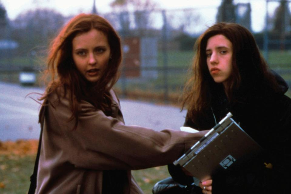 """<p><strong>Ginger Snaps</strong> is a feminist werewolf story about two sisters in a boring suburban town whose lives are changed in an instant when one of them is bitten by a werewolf on the night of her first period. This smart coming-of-age horror film is a unique exploration of sisterhood, female power, and the werewolf mythos. </p> <p><a href=""""https://www.amazon.com/gp/video/detail/B07L5LT9NJ/ref=atv_dl_rdr"""" class=""""link rapid-noclick-resp"""" rel=""""nofollow noopener"""" target=""""_blank"""" data-ylk=""""slk:Watch Ginger Snaps on Amazon Prime now."""">Watch <b>Ginger Snaps</b> on Amazon Prime now.</a></p>"""